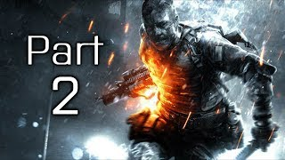 Battlefield 4 Gameplay Walkthrough Part 2 - Campaign Mission 2 - Shanghai (BF4)