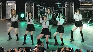 Download Lagu [4K] [170526] 여자친구 GFRIEND - 핑거팁 FINGERTIP (한양대학교 축제) 전체 직캠/Fancam by PIERCE Mp3