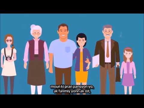 Acceso a salud para migrantes - Subtítulos creol