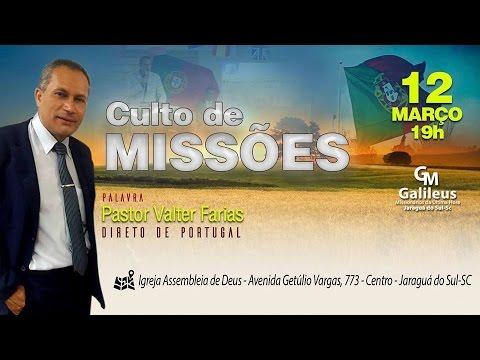 Culto de Missões - 12/03/17