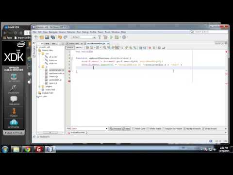 Learn to Build Mobile Apps from Scratch - Chapter 29 - Accelerometer API