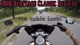 7. 2018 114ci heritage classic review