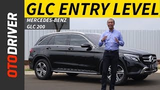 Video Mercedes-Benz GLC 200 2018 Review Indonesia | OtoDriver | Supported by mobil88 MP3, 3GP, MP4, WEBM, AVI, FLV Juni 2018