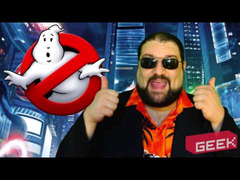MovieBob Reviews: GHOSTBUSTERS (2016)
