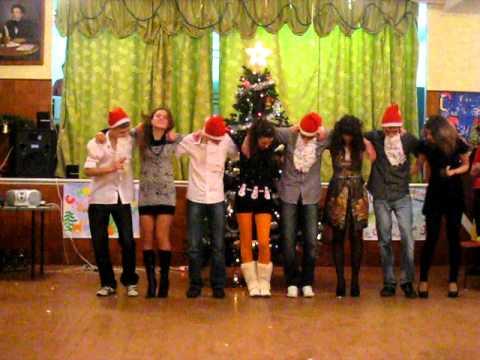 Новый год для 5 7 классов конкурсы
