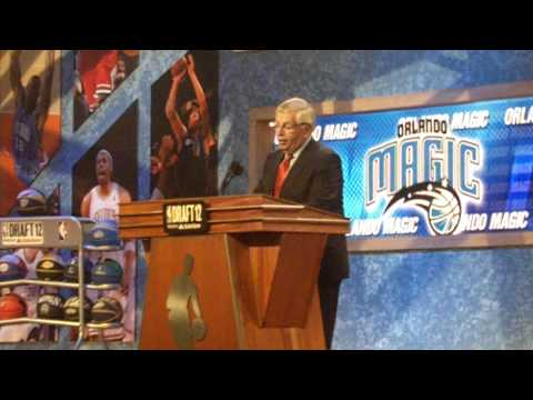 Andrew Nicholson Announced As 19th Pick In NBA Draft