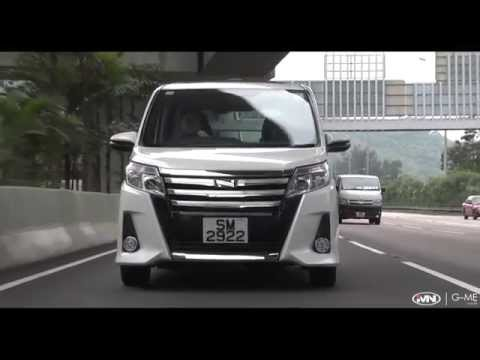 2014 Toyota Noah Luxury Edition