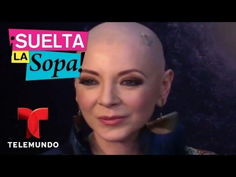 Notícias dos famosos - Edith González se muestra sin peluca en su batalla contra el cáncer  Suelta La Sopa