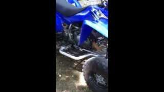 7. Yamaha 350 Raptor Walkaround