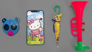 Video Learn Colors & Learn Sizes with Toys & Candy - Colors for Children to Learn with Kids Nursery Rhymes MP3, 3GP, MP4, WEBM, AVI, FLV Mei 2019