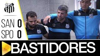 O time Sub-20 do Santos FC ficou no 0 a 0 com o São Paulo na tarde deste sábado. Pela partida de ida da semifinal do Campeonato Paulista, os Meninos da ...