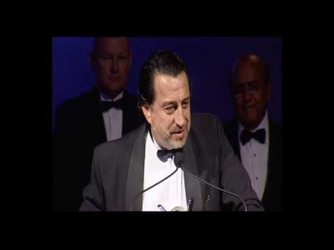 2007 Ethnic Business Awards Winner –  Small Business Category – Carl Munoz Ferrada – Gammasonics