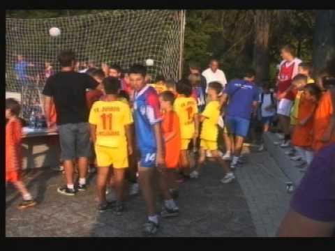 GM: Održan turnir u uličnom fudbalu