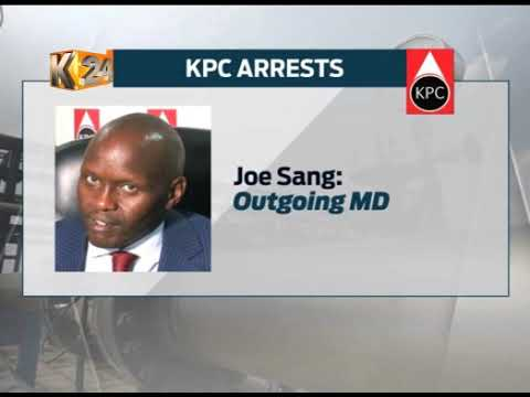 KPC, NHIF ARRESTS: 3 bosses from KPC and two others from NHIFarrested over graft