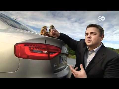 أودي A4 السيارة الأكثر مبيعاً في أوروبا- فيديو