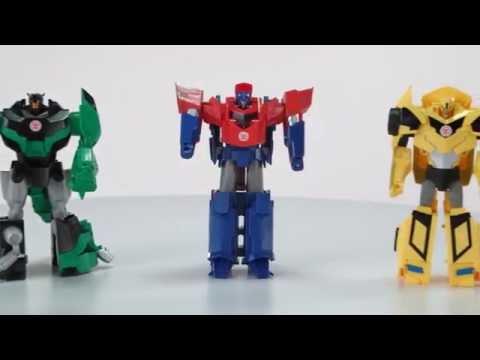 Трансформер Hasbro Роботс-ин-Дисгайс (Под прикрытием) Гиперчэндж, в ассорт. (B0067)