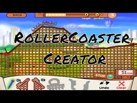 Rollercoaster Creator - Reliving the past (1)