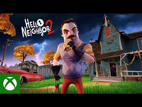 Hello Neighbor 2 : Hello Neighbor 2 trailer d'annonce