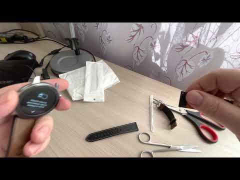 Ремешок для apple watch кожаный аксессуары iw… видео