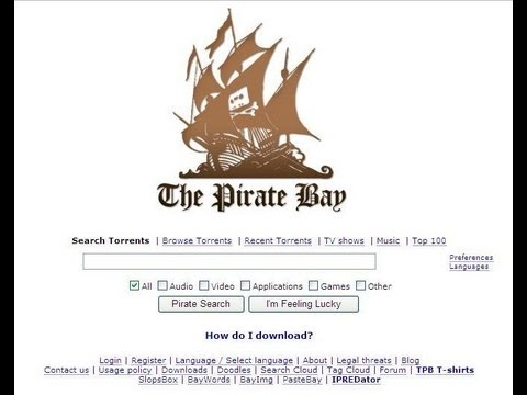 Piratebay.org) - Hello YouTube, in this video i'll be showing what is wrong with piratebay, and how to FIX it!!! Now piratebay.org or .se is blocked, and not only those, it's...