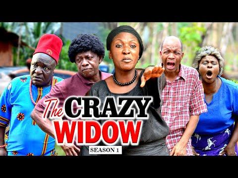 THE CRAZY WIDOW 1 (NKEM OWOH) - LATEST NIGERIAN NOLLYWOOD MOVIES
