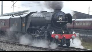 Carnforth United Kingdom  City pictures : Flying Scotsman Carnforth