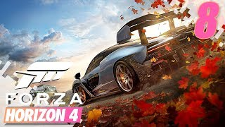 FORZA HORIZON 4 - Lamborghini Countach Build And Another Barn Find! - EP08 (Gameplay Video)