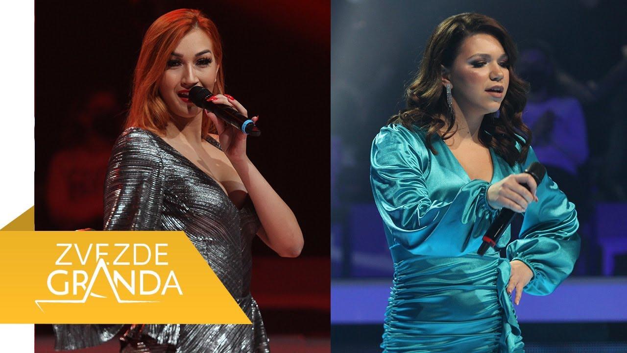 Melisa Dedić i Anđela Tomić – (02. 01.) – četrdeset osma emisija – dueli