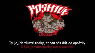 Video Positive - Město (Lyric video 2015)
