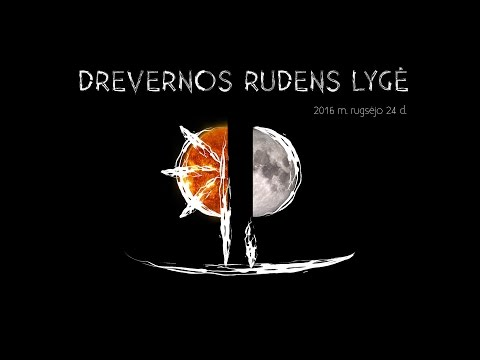 Video | Drevernos Rudens Lyge 2016