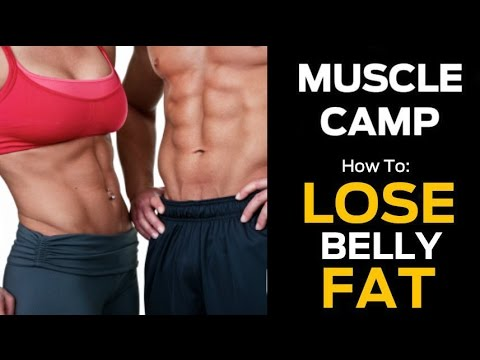 How To LOSE BELLY FAT In 1 QUICK Workout! (20-Minute Fat Loss Workout)