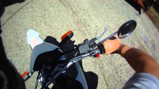 6. 2012 Yamaha XT250 Review - Enduro / Dual Sport / Dirt Bike / Street Bike / Test Drive