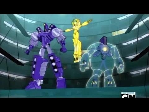 Sym Bionic Titan S01E11 The Fortress Of Deception