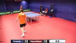 Гогенко С. vs Чернобаев С.