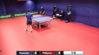 Ковалев А. vs Рябухин А.