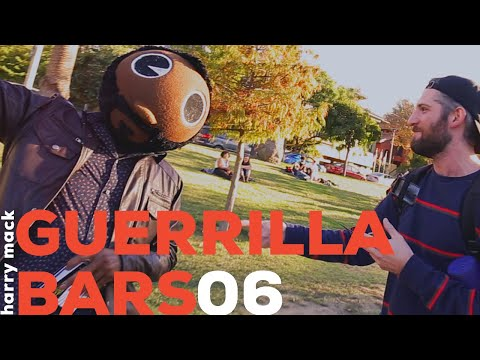Harry Mack Freestyles for Random People at the Park: Guerrilla Bars Episode 6