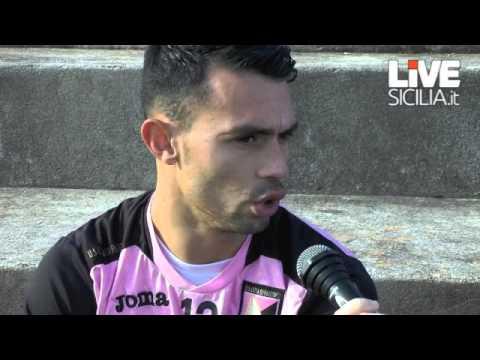 """Gonzalez: """"Un anno importante Mi trovo bene a Palermo"""""""