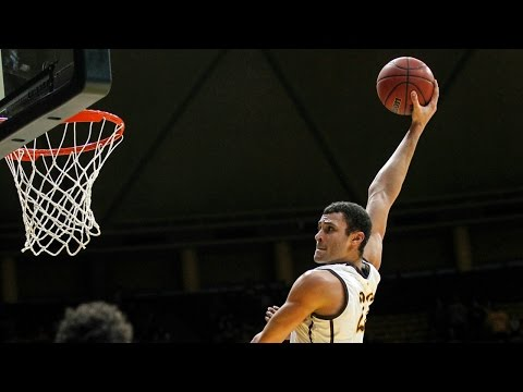 Dominating Dunk Of The Weekend: Wyoming's Larry Nance Jr.  | CampusInsiders (видео)