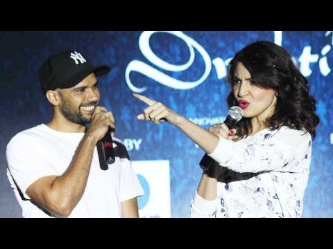 Anushka Sharma Loves Her Buddy Neil Bhoopalam