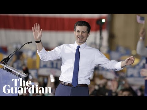 Get to know 2020 candidate Pete Buttigieg in nine clips