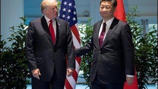 """川普和习近平在今年的G20峰会上二度会面,虽然比起4月份海湖庄园的第一次会面的受关注度有所降低,当这次会面中有一个隐藏的""""机关""""也是不容小觑的!"""