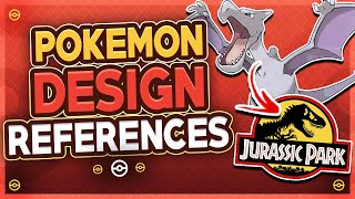 25 Easter Eggs and References in Pokémon Designs! by HoopsandHipHop