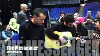 LINKIN PARK - Leave Out All the Rest / The Messenger [O2 Arena, LPU Summit]