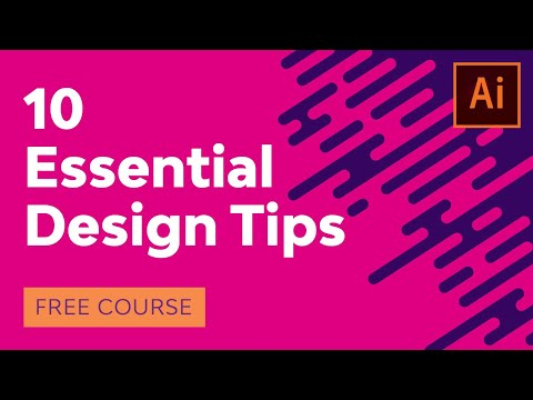 10 Essential Design Tips For Illustrator