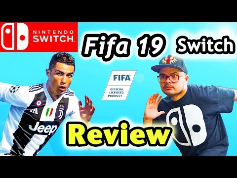 Fifa 19 - Nintendo Switch REVIEW -   (IS FIFA 19 WORTH IT?)