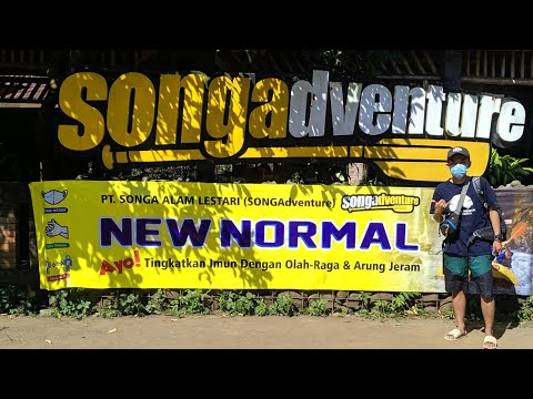 PERJALANAN MENUJU SONGA ADVERTURE - RAFTING || DI NEW NORMAL #PART1