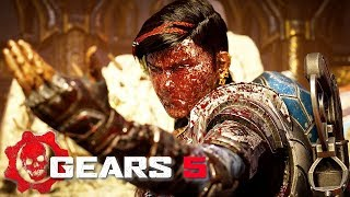 Gears 5 - Official Versus Tech Test Gameplay Trailer