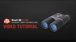Hướng dẫn sử dụng BinoX bằng Video