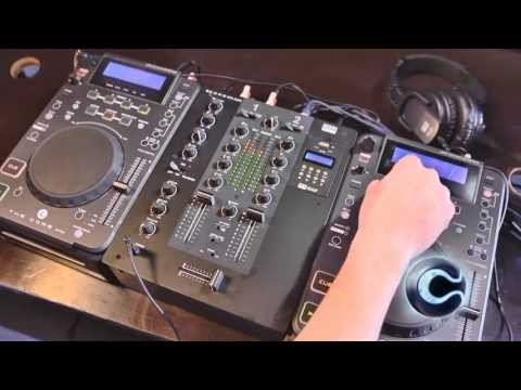 table mixage DAP the core CDMP-750 CD- USB player