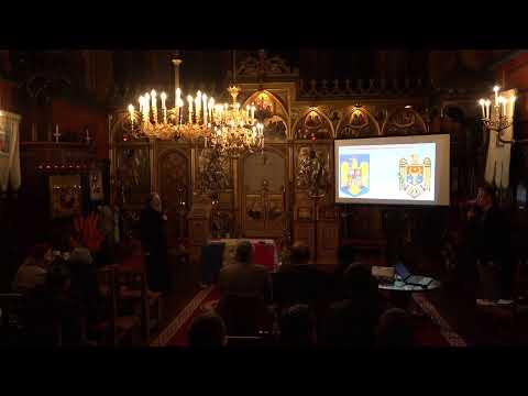 2020-01-24 Conferințe Unirea Principatelor: Pr. Florin Țuscanu și Eugen Leahu